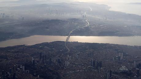 Istanbul, Turkey © Murad Sezer