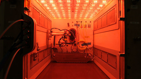 Space mustard: NASA trial 'largest plant chamber' before ISS delivery (PHOTO)