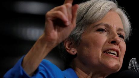 Jill Stein. ©Jim Young