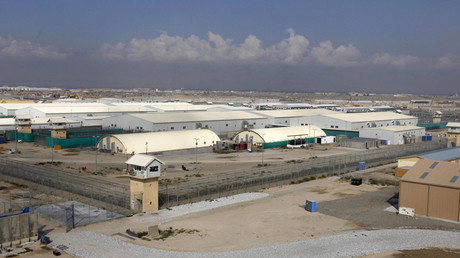 FILE PHOTO: A view of Bagram Airfield. © Omar Sobhani