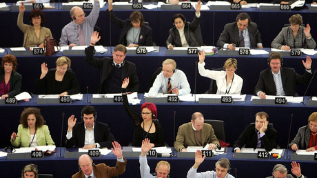 Members of the European Parliament © Vincent Kessler