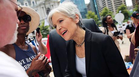 Jill Stein © Dominick Reuter