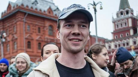 Russian activist Ildar Dadin. ©Philipp Kireev