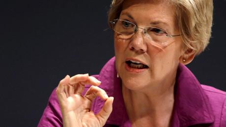 U.S. Senator Elizabeth Warren © Jonathan Ernst