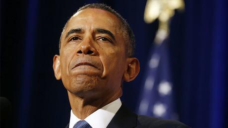 President Barack Obama © Kevin Lamarque