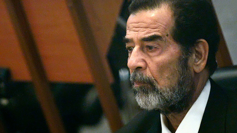 If Saddam had remained in power, rise of ISIS 'improbable ...