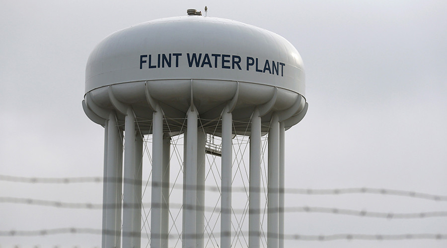 Flint family claims retaliation from Navy over criticism of water crisis response