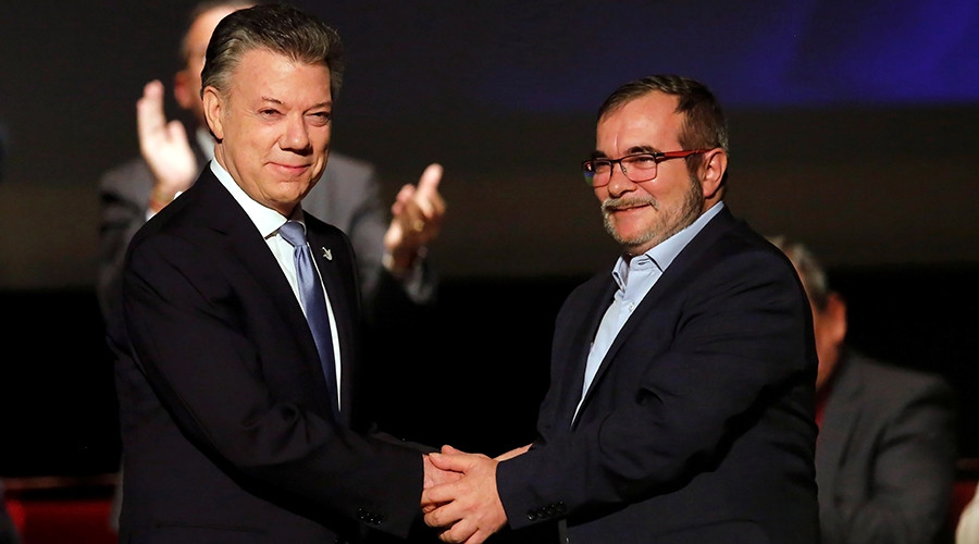 Peace, finally? Colombia's congress approves amended deal with FARC rebels