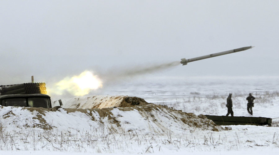 Russian navy on combat alert as Ukraine begins missile launch drills near Crimea – reports