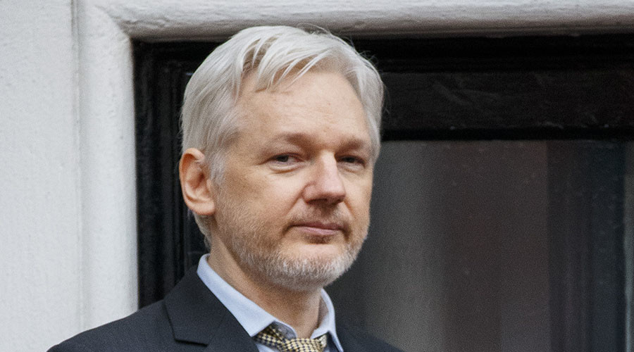 Assange's dilemma: 'The UK & Sweden are vassals of the United States'