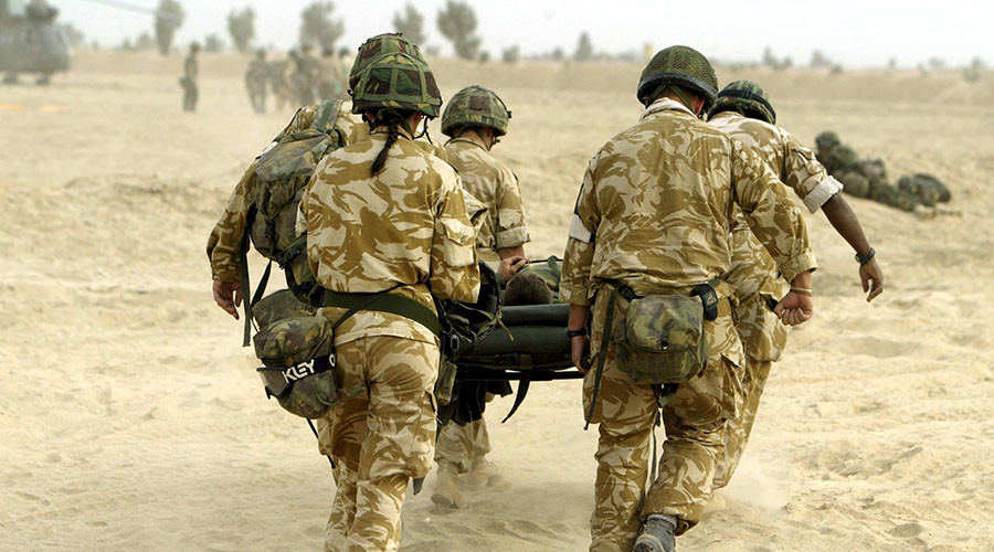Wounded soldiers' payment scheme overhauled to spare MoD embarrassment in court