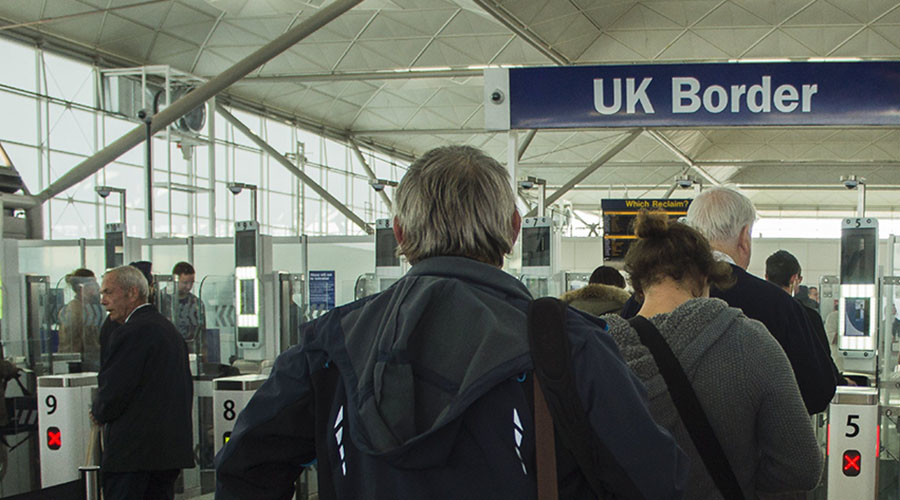 Immigration to Britain surged ahead of Brexit vote, ONS figures show