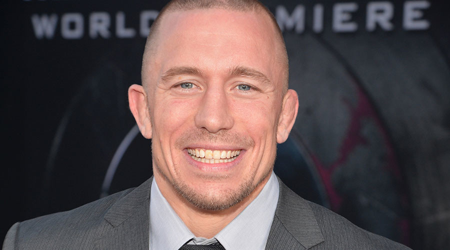 UFC legend Georges St-Pierre heads up new MMA fighters' association