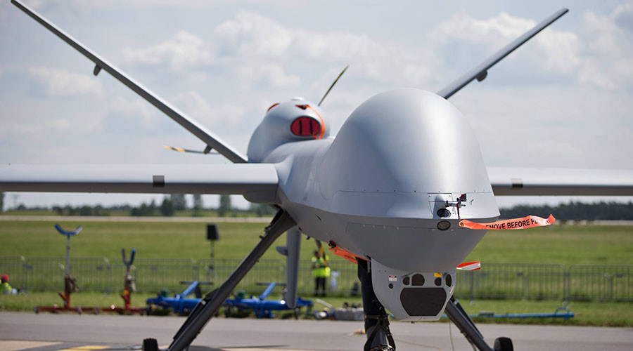 Britain's military drone fleet could almost double in price, US figures suggest