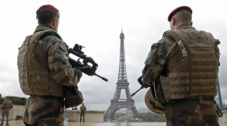 'Attack Emergency': France adds new highest level of warning to security alert system