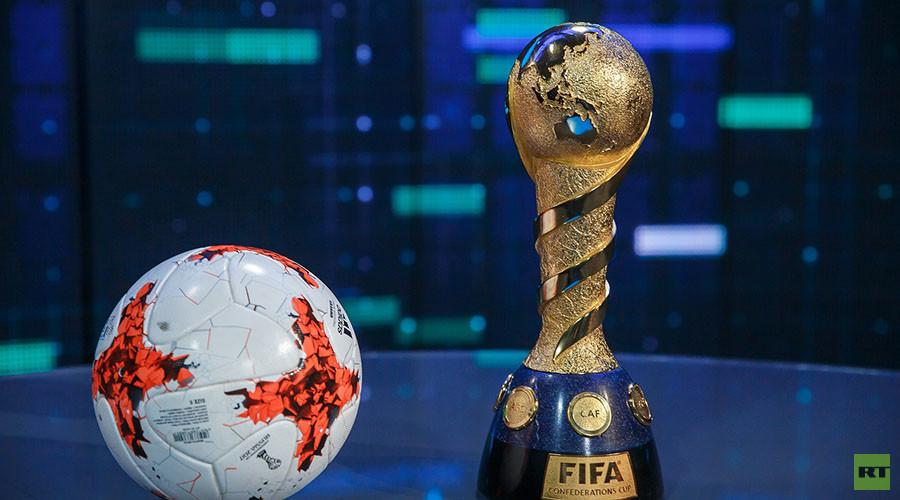 Resultado de imagem para fifa confederations cup 2017 participants