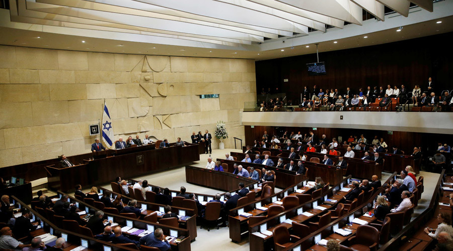 Short skirts & tank tops banned from Israeli parliament under new dress code