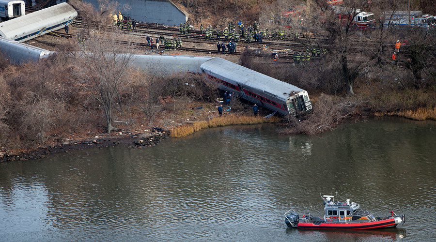 Engineer behind deadly NYC train crash sues railroad for $10mn