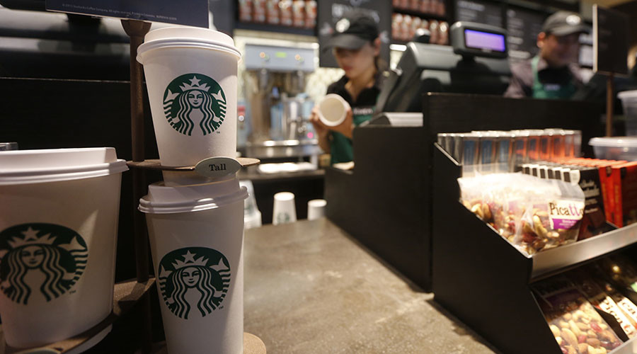 Starbucks stock sinks as popular CEO Schultz steps down