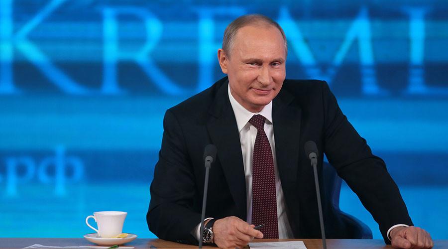 Germans trust Putin, TV on-air poll shows