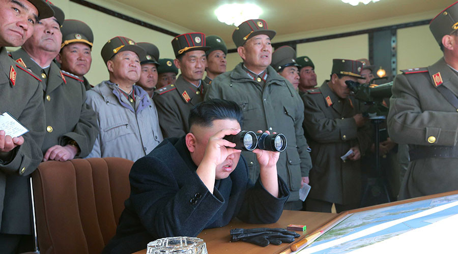 N. Korea carries out simulated attack on neighbors, South imposes new sanctions