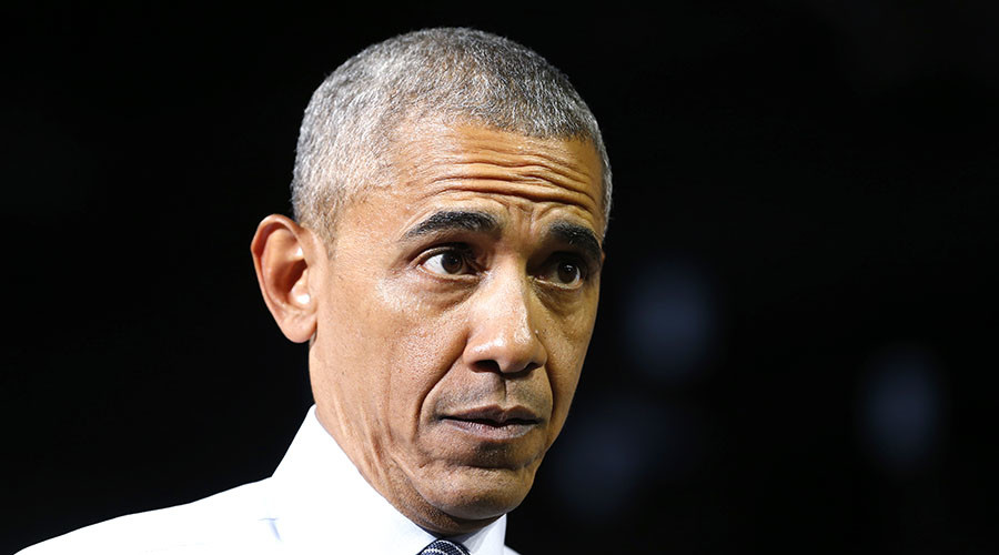 'Will Obama be named Russian agent for saying US elections reflect will of American voters?'