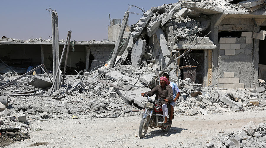 54 civilians 'inadvertently killed' in 7 US-led coalition strikes in Syria, Iraq