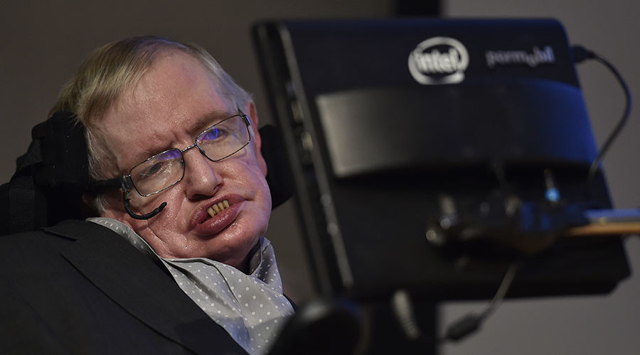 'We're at most dangerous moment in history of humanity,' Stephen Hawking warns