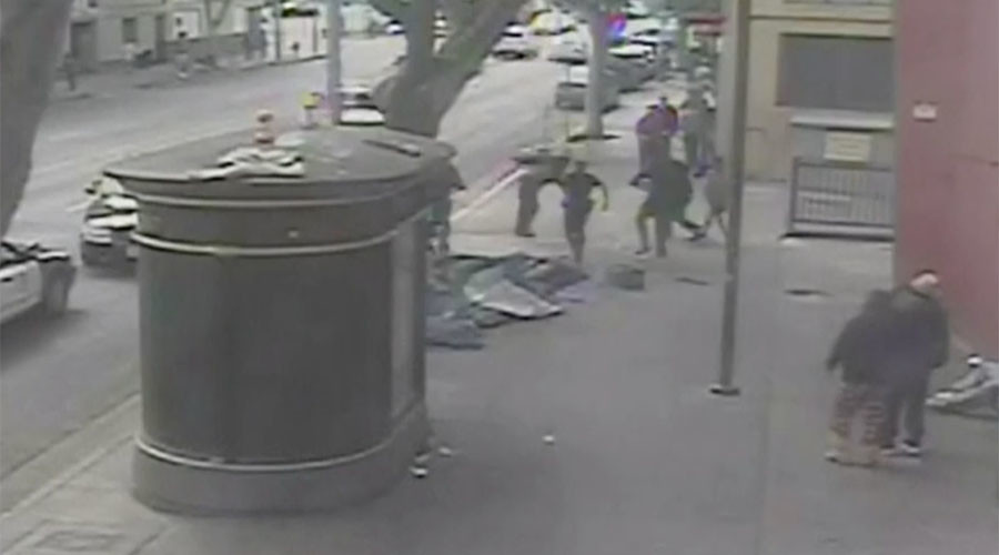 LAPD officers escape charges after killing unarmed homeless man on Skid Row