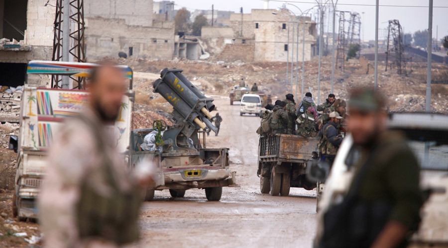 'Best scenario for Aleppo is to bring siege to end by throwing out rebels'