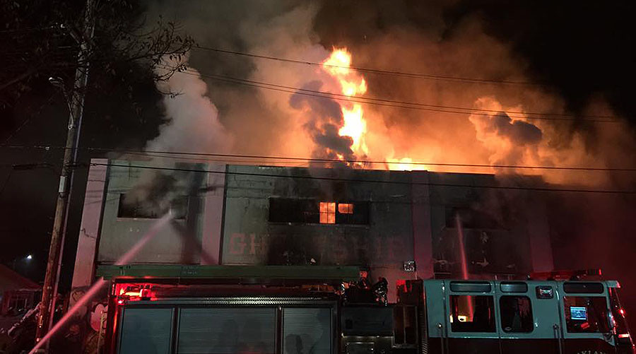 9 confirmed dead in Oakland fire, death toll could rise  - Alameda Co. Sheriff (VIDEOS, PHOTOS)