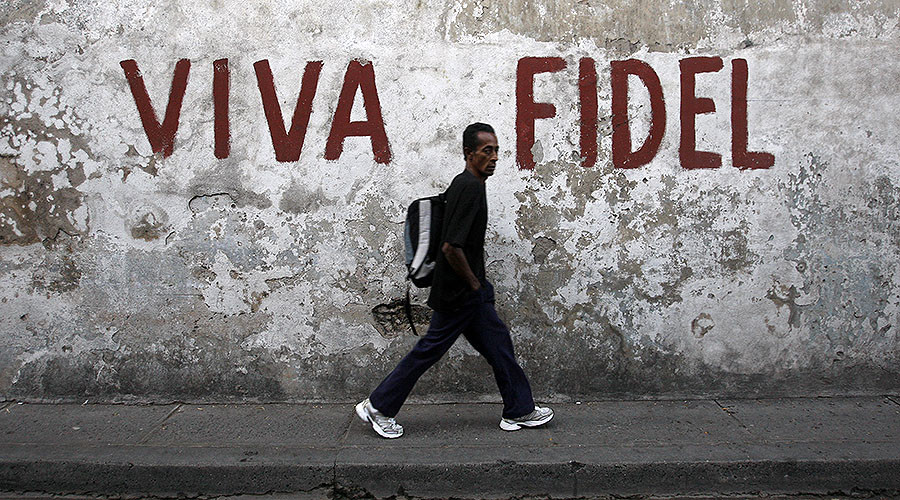 Fidel Castro's name & image to be kept off Cuban streets to avoid cult of personality