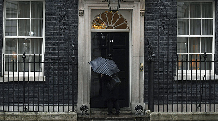 Leaked memo exposes Theresa May's crackdown on 'corrosive' govt insiders