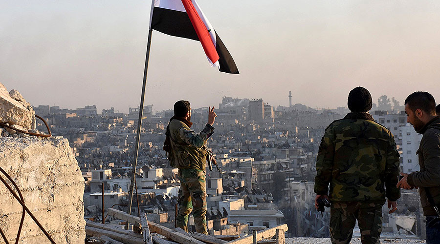 More than 52% of East Aleppo now under control of Syrian army – Russian MoD