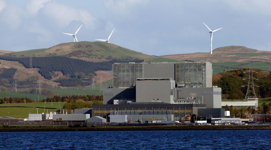 Tsunamis threaten Britain's nuclear power plants, scientists warn