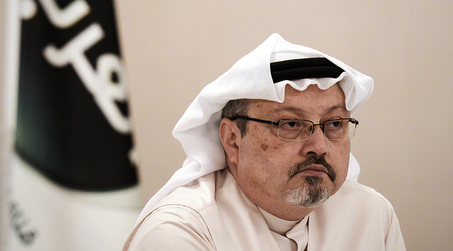 Saudi journalist banned from writing after criticizing Trump