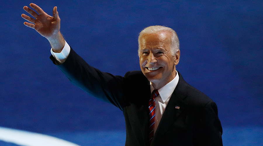 'I am going to run': Joe Biden hints at 2020 presidential run