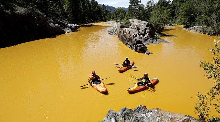 'Colossal damage': Navajo Nation sues US govt for $160mn over Colorado mine spill