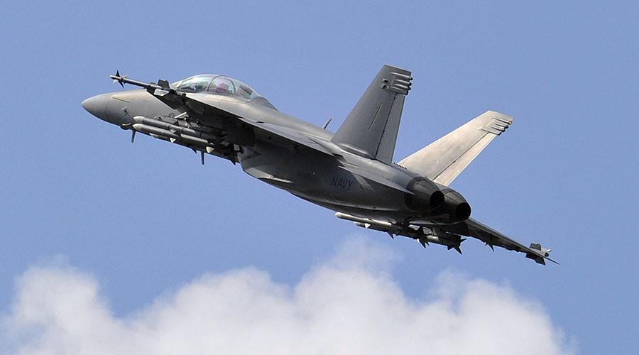 US fighter jet crashes in southwestern Japan