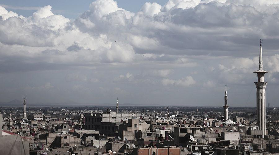 Israeli rockets strike Damascus military air base - reports