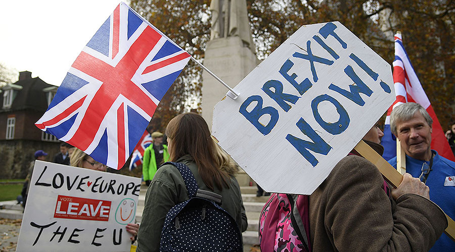 Parliament backs Brexit, votes to trigger Article 50 by March 31, 2017