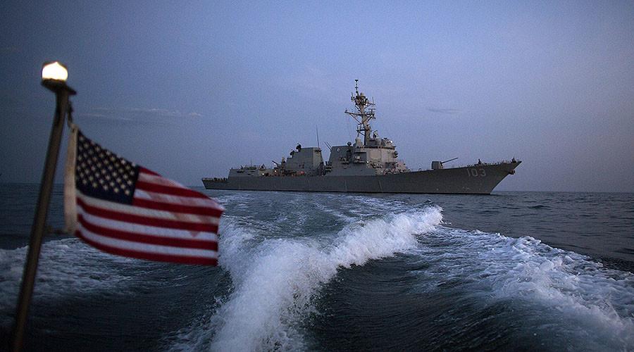 Dois navios da Marinha dos EUA chegam a Doha para exercício conjunto