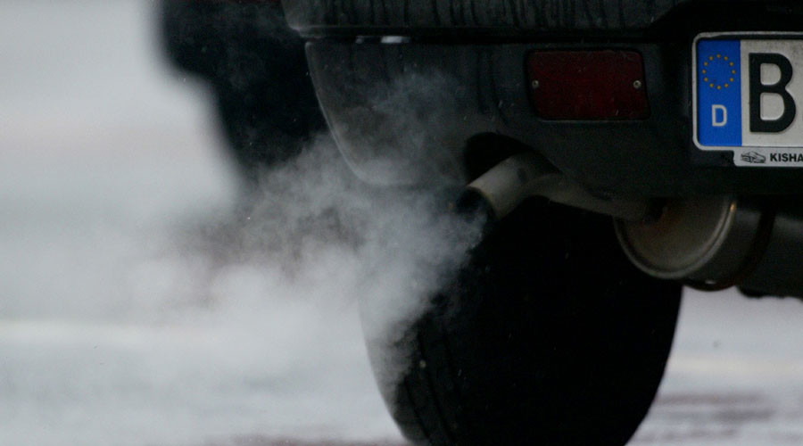 EU takes on seven countries over diesel emissions