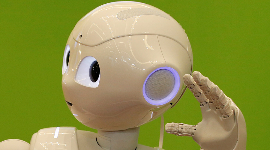 Robot takeover begins? Corporate giant Capita replaces staff with automatons