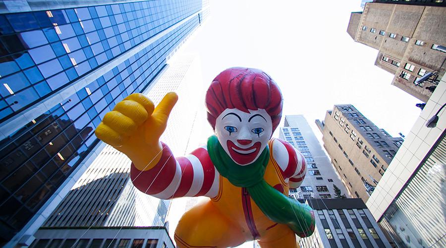 McDonald's to move tax base to UK after spat with EU regulators
