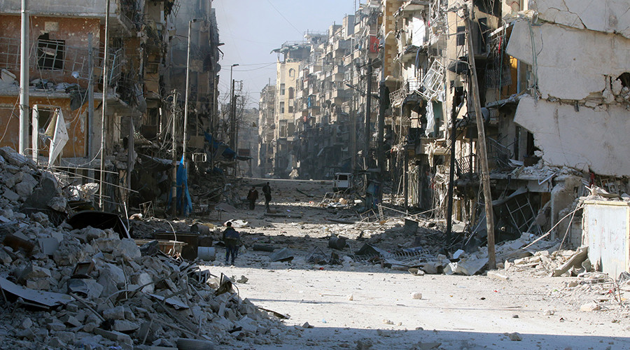 Lavrov: US easing restrictions on arms to Syria won't seriously affect situation in East Aleppo