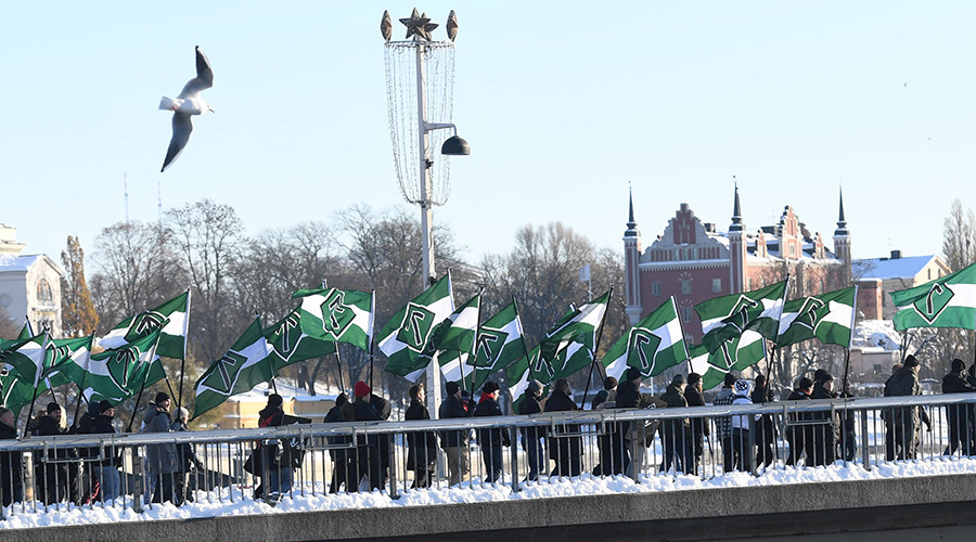 Swedish neo-Nazis rapidly recruiting – report