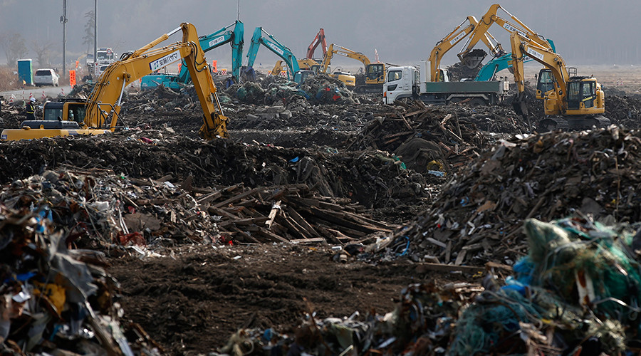 Japan's Fukushima disaster costs double to almost $200bn