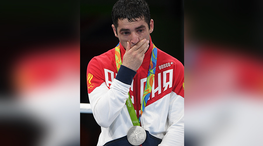 Olympic boxer Misha Aloyan stripped of silver medal after CAS ruling