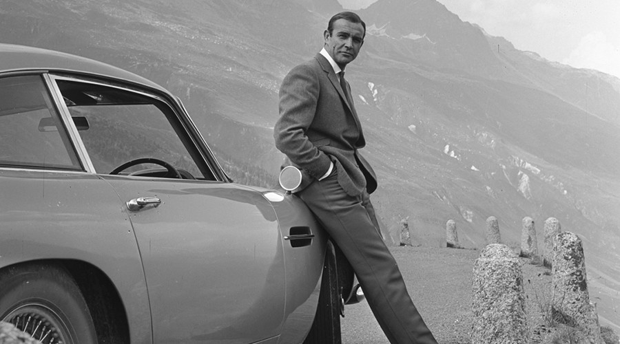'James Bond wouldn't cut it in MI6,' real-life 'M' claims